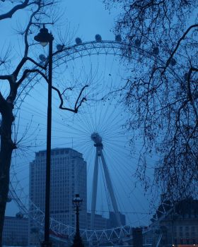 London eye by elisetta-the-dreamer