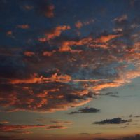 Colours of the sky by 1Mathew7