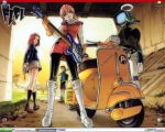 FLCL by D4RKW1N65