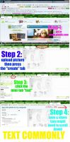 Picnik Tutorial: Text simple by babyboybluecrazy
