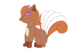 TPP Prism: Fifi The Vulpix by TokoWH