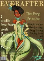 EverAfter Magazine | The Frog Princess by dantetyler