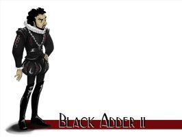 Blackadder wallpaper by Amphithea