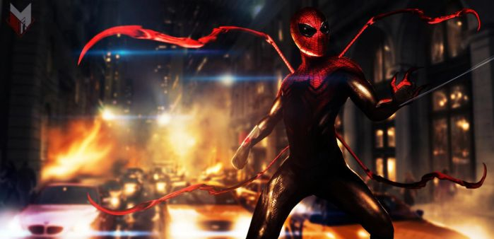 Superior Spiderman. by spidermonkey23