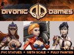 DIVONIC DAMES ARE HERE by RyanKinnaird