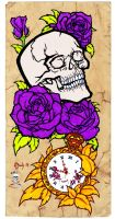 Death is Allways on Time by CDL113