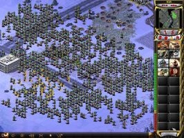 Red Alert 2 conscript spam by twtmaster