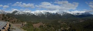 Boulder Mountains 2011-10-08 1 by eRality