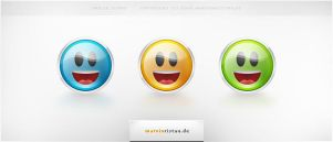 Smilie Icons by basstar