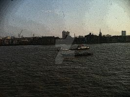 The Thames by LucySheen