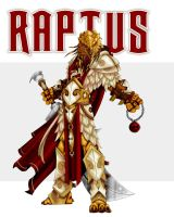 Raptus by grandanvil