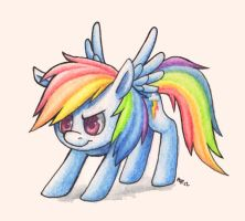 Dashie by AtomicRay
