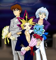 YGO Eveningwear by Ty-Chou