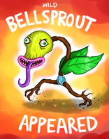 Wild BELLSPROUT appeared by Splapp-me-do