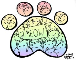 :Meow: by PrePAWSterous