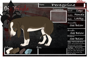 Peregrine Mafiadogs App by Cutthroat-Capo
