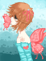 butterfly kisses - doll by xx-iMentalCupcake-xx