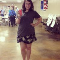 Me at the Family Reunion. by ThisIsMe13