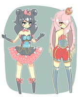 Fantasy adopt set {CLOSED} by Eeyrie