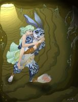 Down the Rabbit Hole by Boxjelly1