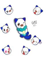Oshawott by GM12