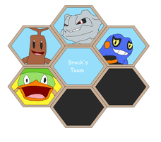 Brock's Team for a Future Fan Fiction Coming Soon by Karasu-96