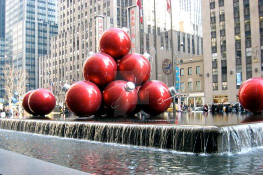 Christmas in New York by Ranman52