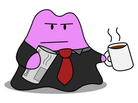 Serious Ditto by Pikamander2