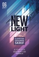 New Light Flyer by styleWish