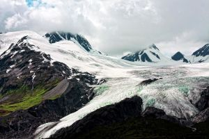 Alaska Mountains VI by gerryray