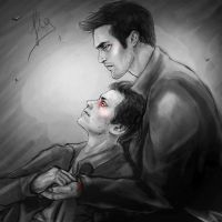 sterek: Beside You by CocaineJia