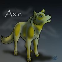 Gift Art Axle by Saborcat