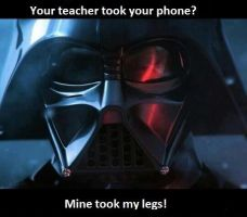 Just Vader. by Sonny007
