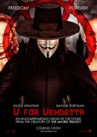 V for Vendetta by Alecx8