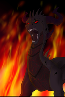 Infernum by Art-by-Ling