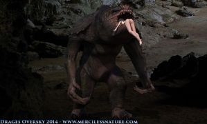Rancor2 by DragesOversky