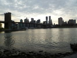 Scenic View From Brooklyn 2 by LordNobleheart