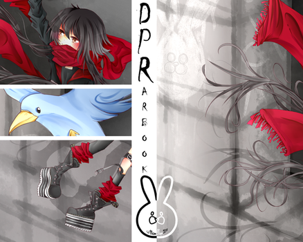 [DPR] Artbook - 2016 ~ PREVIEW ~ by Oksa-Nya