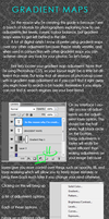 Gradient Maps Explained by m-yang