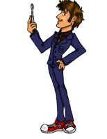 Tenth Doctor by ToddSlaughter