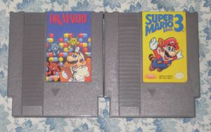 2 more Mario games I got by T95Master