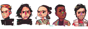 Rey-a-Day 35 by michaelfirman