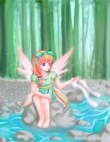 ::Forest Fairy:: by tenmuki