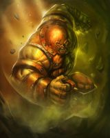 I'm the Juggernaut... by VisHuS702