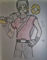 Titan Fortress 2 - Eren Jaeger the Scout by Fil101