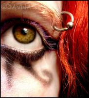 Eye of Ra by savinaswings