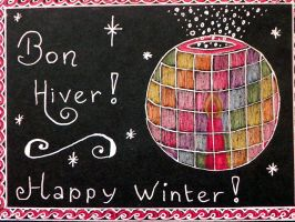 Holiday Card Project 2013 by Lou-in-Canada