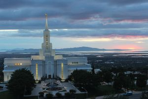 Bountiful Temple by Ericseye