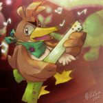 PKMN-Farfetch'd by Mikoto-chan