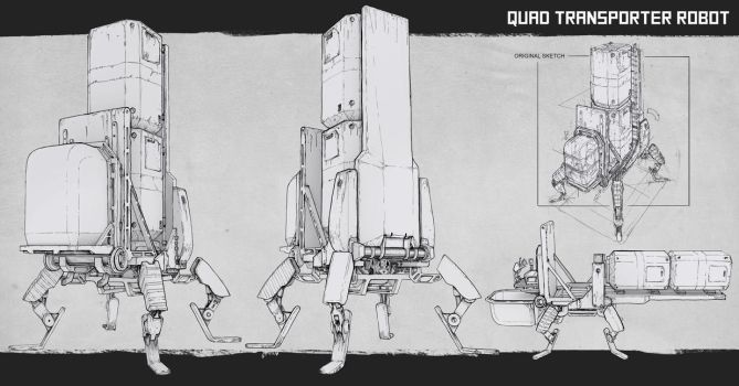 Quad transporter production brief by azelinus